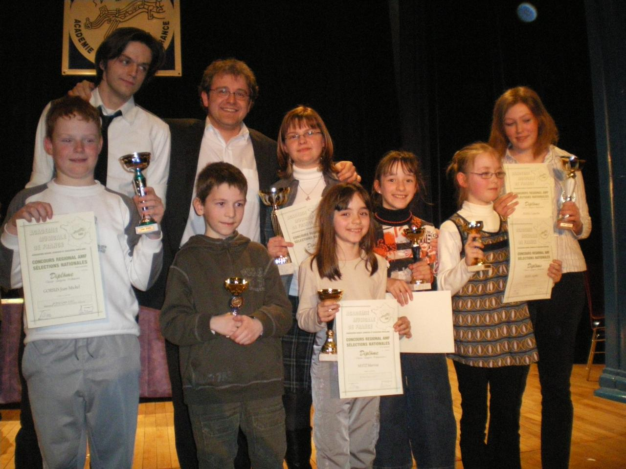 Concours Régional AMF