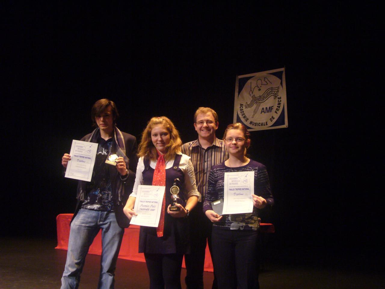 Trophée National AMF